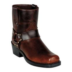 Men's Durango Boot DB714 7 Brown Frontier Pull Up Leather - Free ...