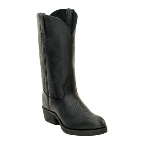 Men's Durango Boot FR100 12 Black SPR Leather