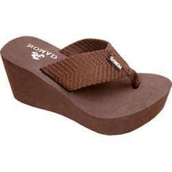Women's Nomad Tide Brown