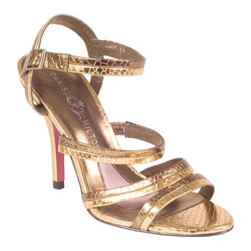 Women's Paris Hilton Maggie Gold/Bronze