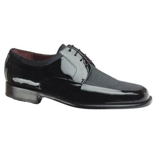 Men's Sandro Moscoloni Crown Black Patent