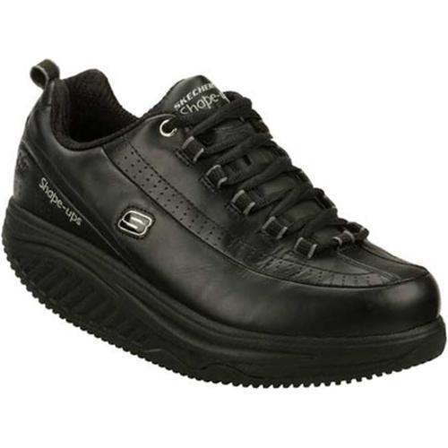 Women's Skechers Shape Ups SR Black Shoes