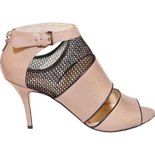 Women's Takera Shoes Milan Tortora Kidskin Leather