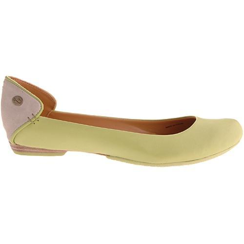 Women's Terra Plana Grass Off White/Pistacio