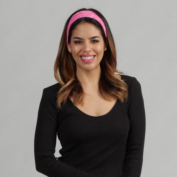 O3 Crush Pink 'Rag Tops' Convertible Headwear