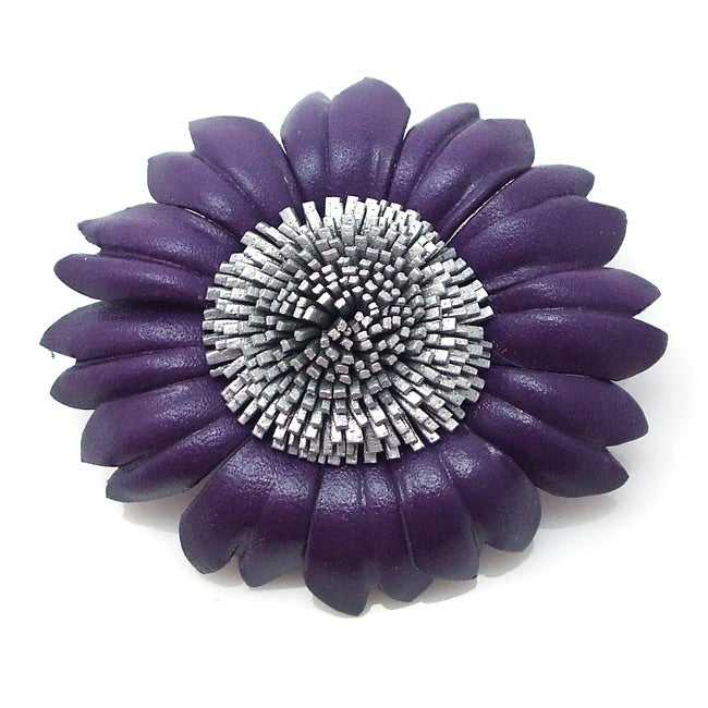 Handmade Sunflower Muse 2-in-1 Pin/ Hairclip (Thailand)