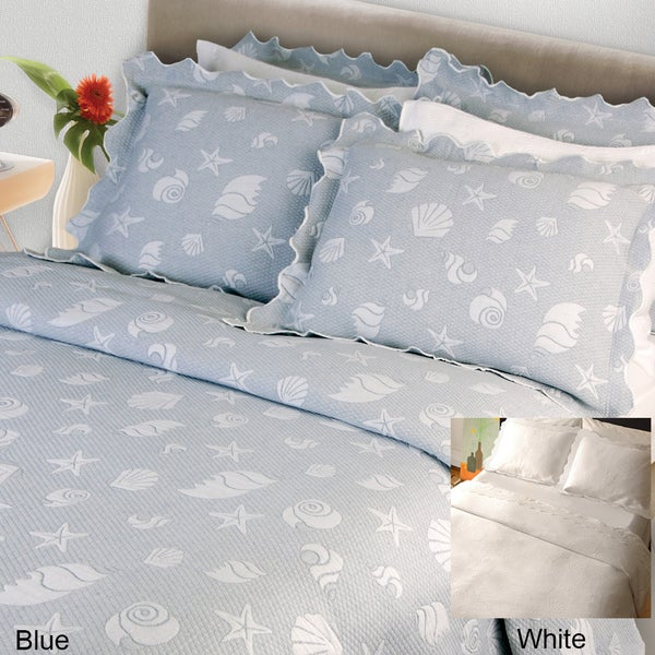 Seaspray Coverlet