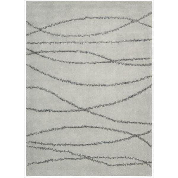 Joseph Abboud Monterey Seafoam Area Rug by Nourison (3'6 x 5'6)