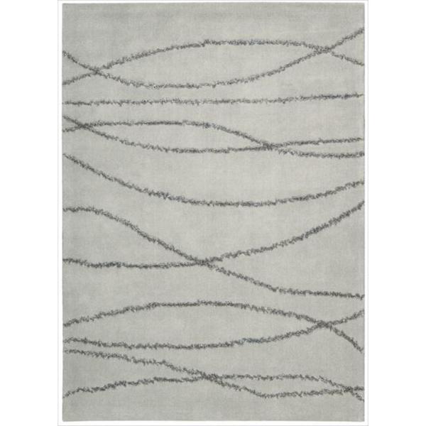 Joseph Abboud Monterey Seafoam Area Rug by Nourison (7'9 x 9'9)