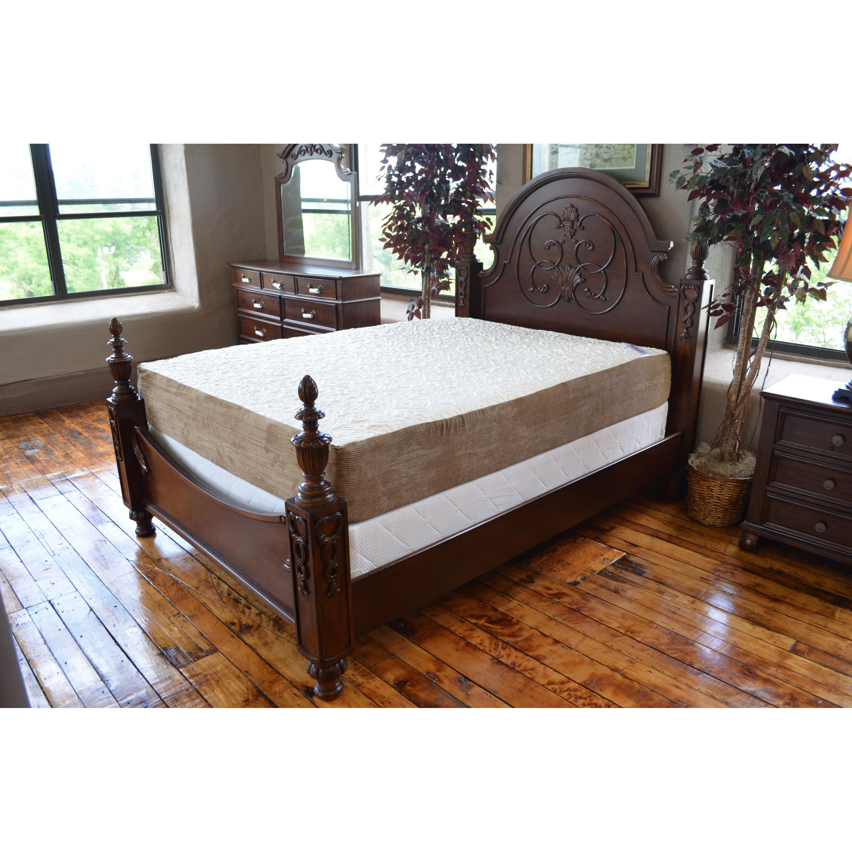 Better Snooze Palatial Luxury 12-inch Twin XL-size Gel Memory Foam Mattress