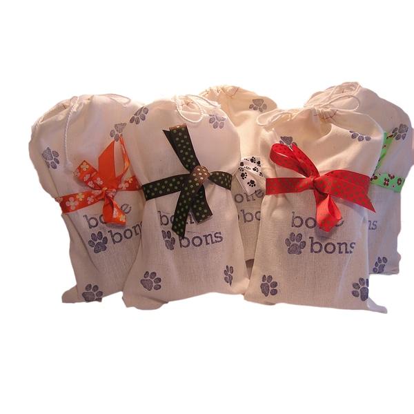Bone Bons Organic Dog Treats Sampler Pack
