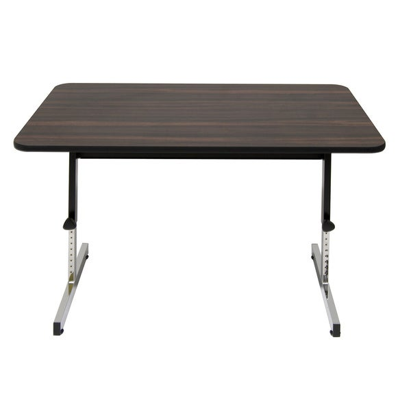 Studio Designs Adapta 36 In. Wide X 20 In. Deep Adjustable Table   Free  Shipping Today   Overstock.com   14681133