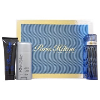 Paris Hilton Men's 3-piece Fragrance Gift Set
