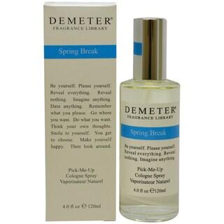 Demeter Spring Break Women's 4-ounce Cologne Spray