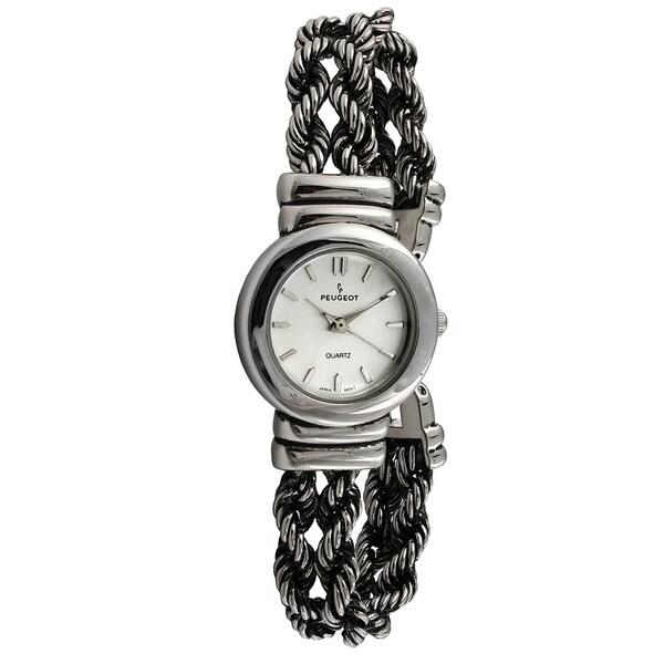 Peugeot Women's Antique Twice Braided Watch