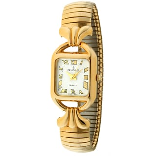 Peugeot Women's Goldtone Expansion Watch