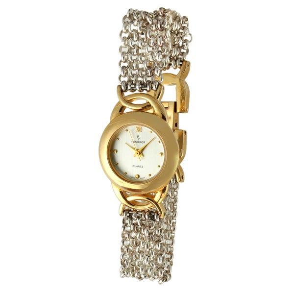 Peugeot Women's Two-tone Watch
