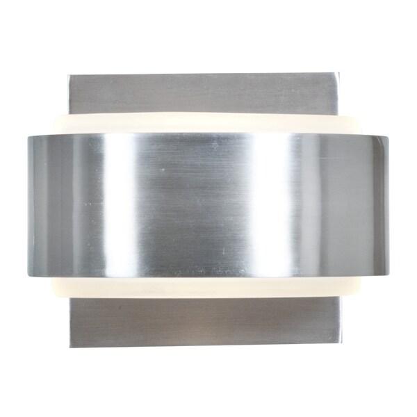 Access Iriduim 1-light Chrome Vanity Fixture