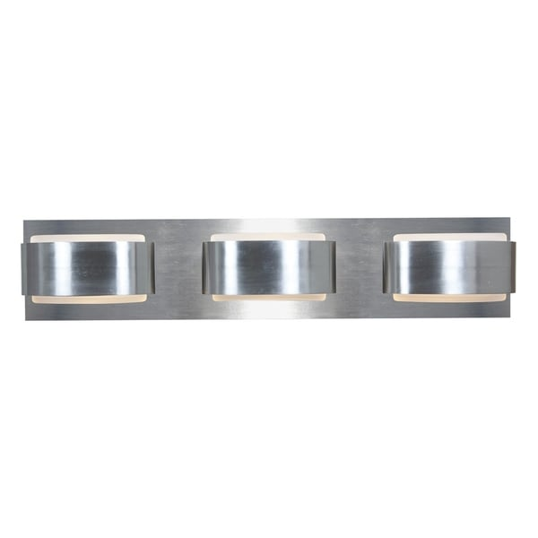 Access Iriduim 3-light Chrome Vanity Fixture