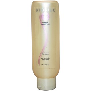 Biosilk 6-ounce Silk Gel Medium Hold