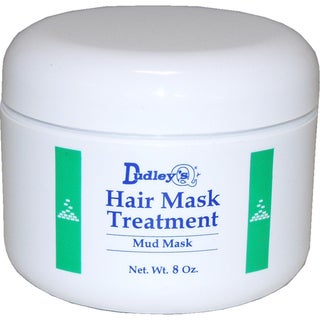 Dudley's Mud Treatment 8-ounce Hair Mask