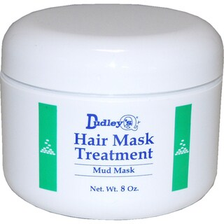 Dudley's Mud Treatment 8-ounce Hair Mask