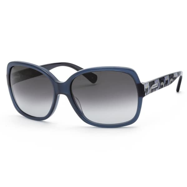c7a4d056e70d7 Shop Coach Women s Fashion Sunglasses Eyewear - Free Shipping Today -  Overstock.com - 7194810