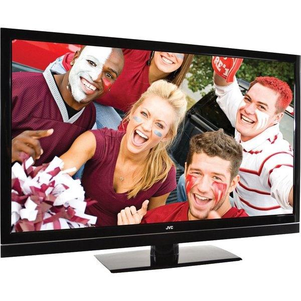 """JVC BlackCrystal JLE42BC3500 42"""" 1080p LED-LCD TV - 16:9 - HDTV 1080p"""