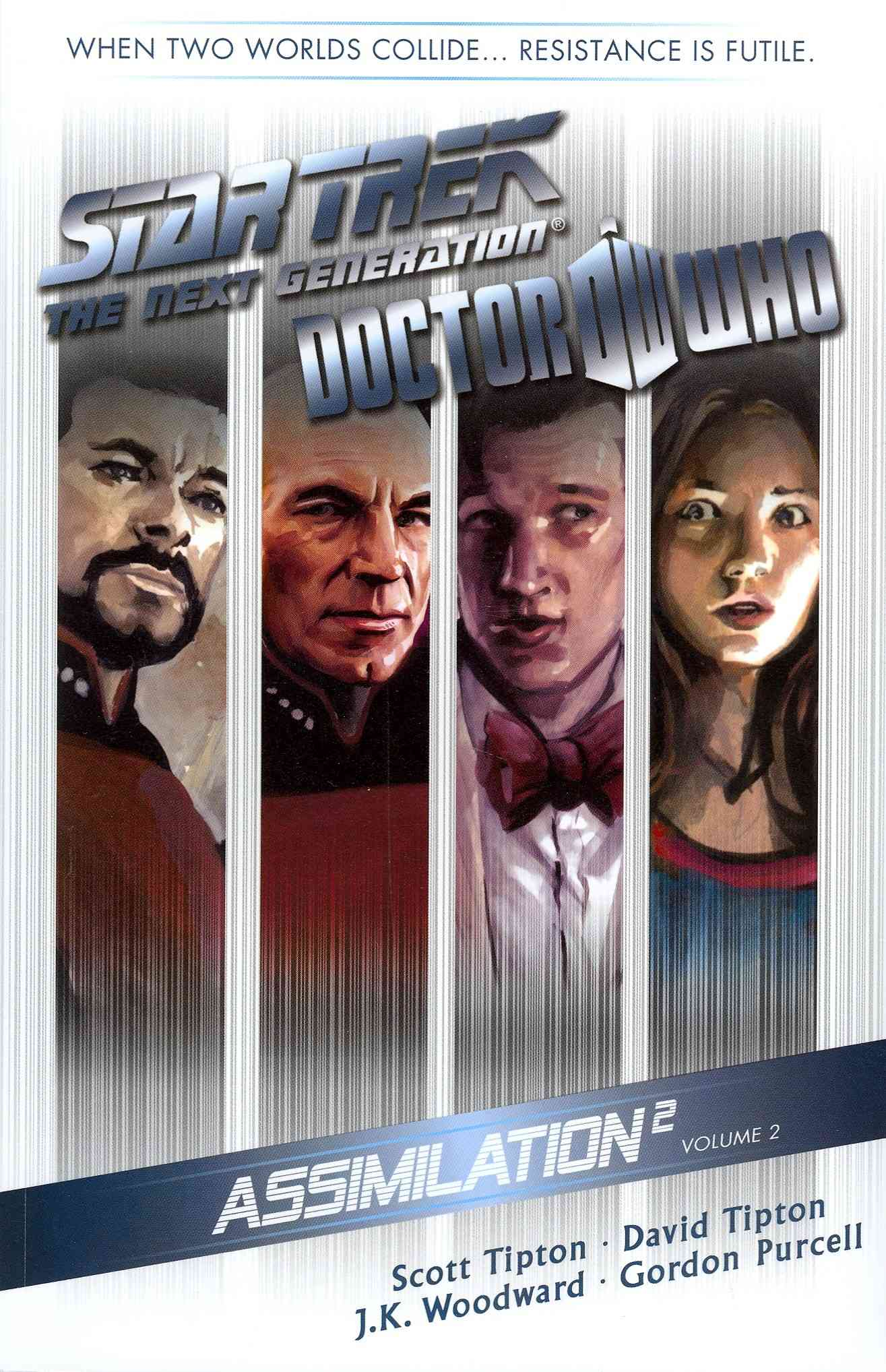 Star Trek: the Next Generation / Doctor Who 2: Assimilation (Paperback)