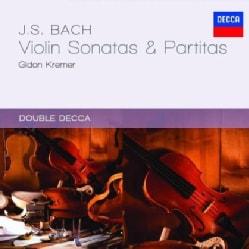 J.S. BACH - SONATAS & PARTITAS FOR SOLO VIOLIN
