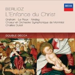 H. BERLIOZ - L'ENFANCE DU CHRIST
