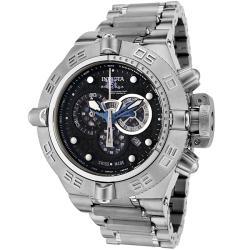 Invicta Men's Subaqua/Noma IV Stainless Steel Chronograph Watch