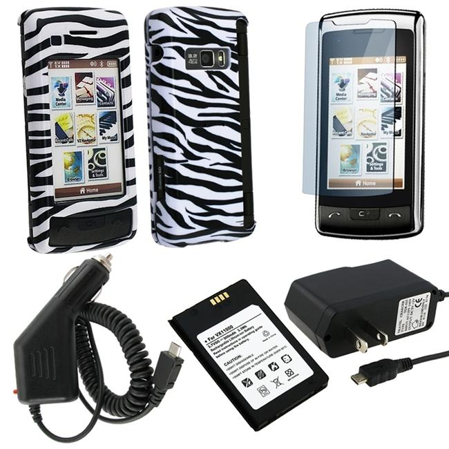 5-piece Combo Kit for LG enV Touch VX11000