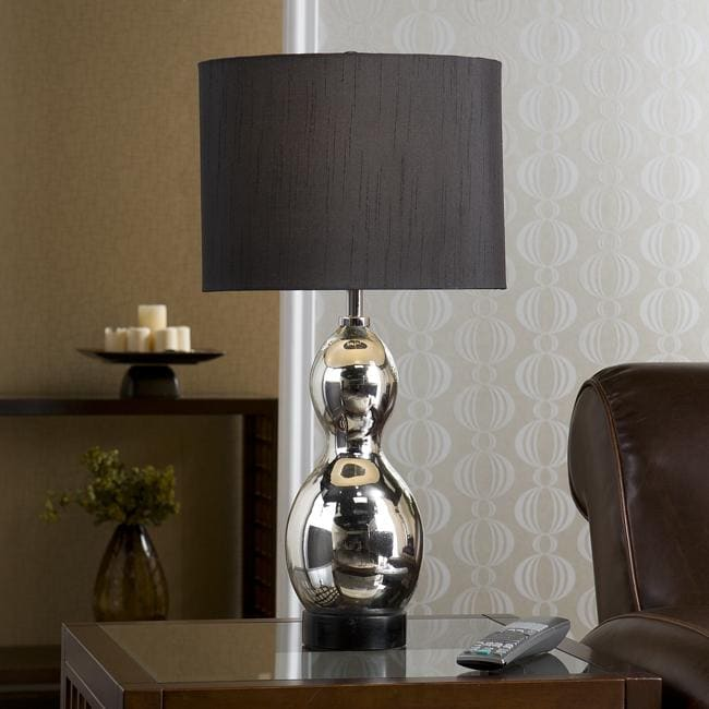 Vesper 1-light Mercury Table Lamp - Thumbnail 0