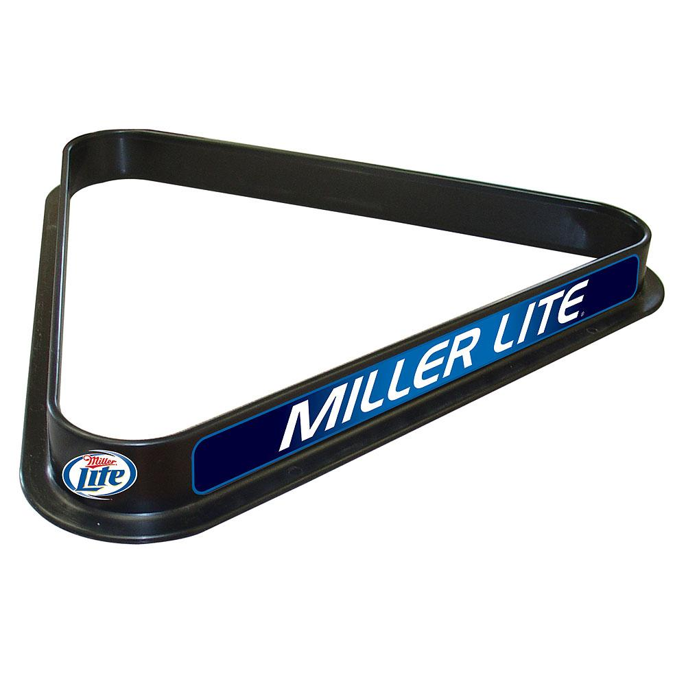 Miller Billiard Ball Triangle Rack for Pool Tables