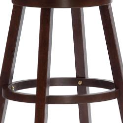 Orlenda Swivel 29-inch Bar Stool