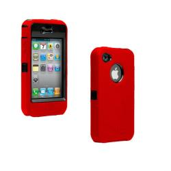Otterbox Apple iPhone 4 Red Defender Case