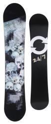 24/7 Bones 153 Men's Snowboard - Thumbnail 1