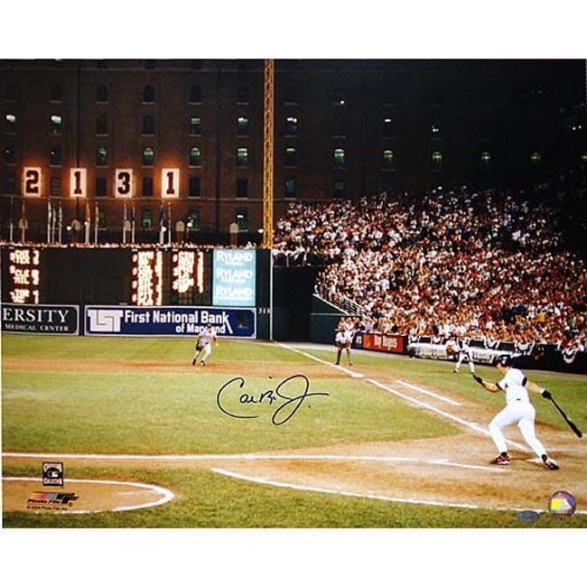 Steiner Sports Cal Ripken Jr. 2131 16x20 Photograph