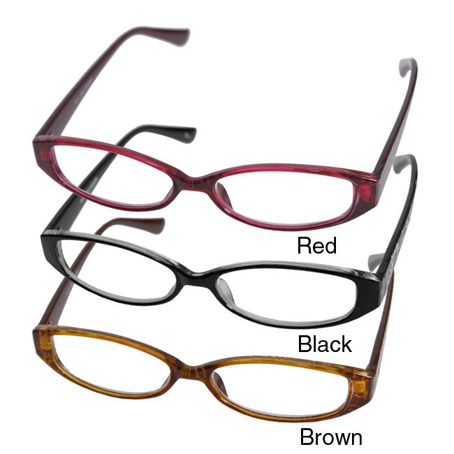 1c06af91ae3e Shop Adi Designs Women's 2.50 Reading Glasses - Free Shipping On Orders  Over $45 - Overstock.com - 5330014