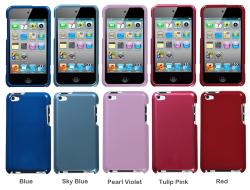 Solid Apple iPod Touch 4 Protector Case