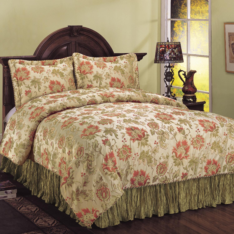 Inspiration Spring King Size Comforter Set Free Shipping