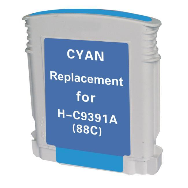 HP 88XL ,C9391AN Compatible Remanufactured Ink Cartridge