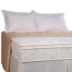Shop Regal Pocket Adjust A Coil Queen Size 12 Inch Pillow Top Mattress Free Shipping Today