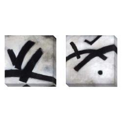 Gallery Direct M. Drake 'Monochromatic Series' 2-piece Art Set