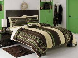 Quiksilver Syntax 8-piece Full-size Bed in a Bag with Sheet Set - Thumbnail 1