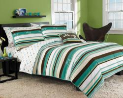 Roxy Brynn 8-piece Full-size Bed in a Bag with Sheet Set - Thumbnail 1