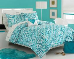 Roxy Rebel 6-piece Twin XL-size Bed in a Bag with Sheet Set - Thumbnail 1