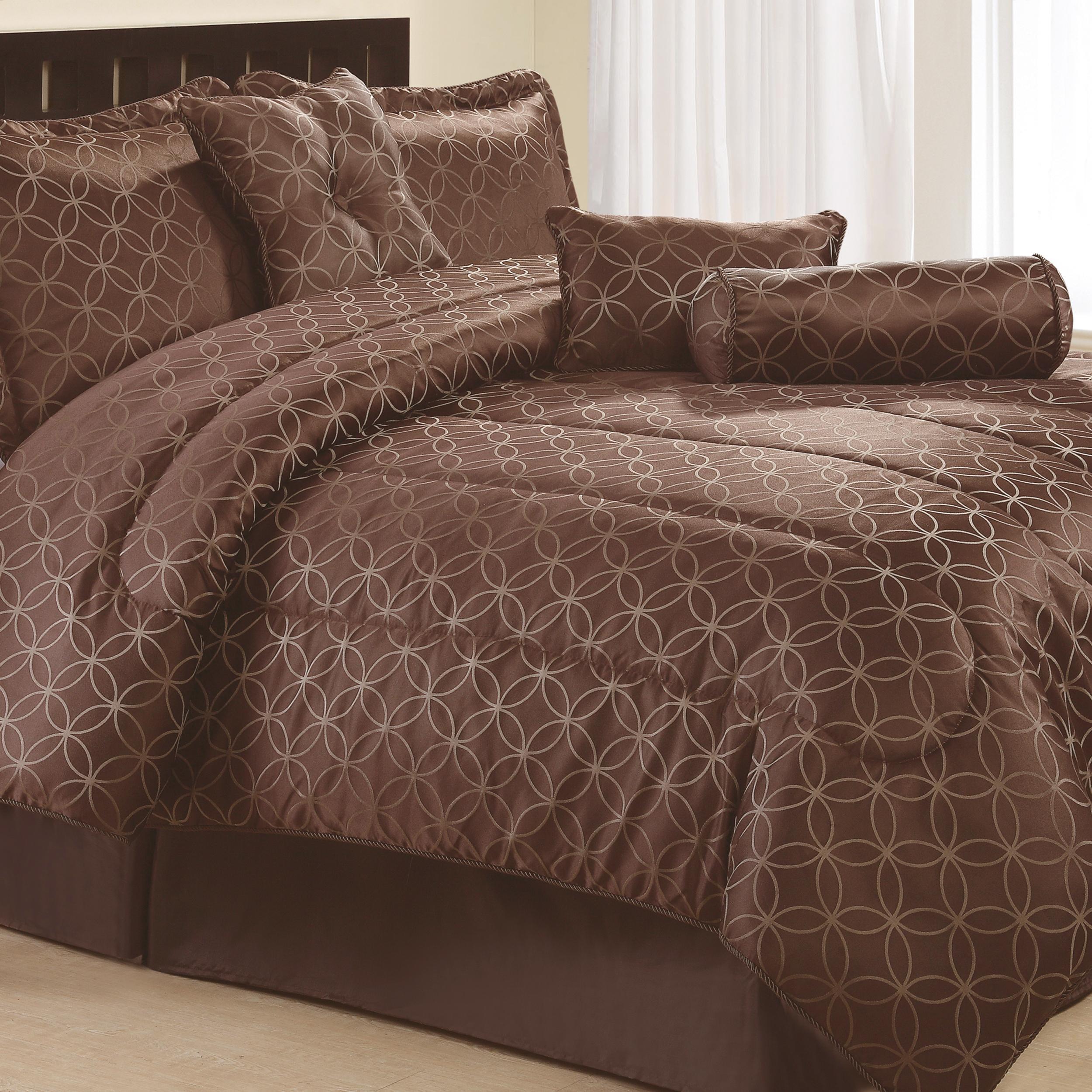 Ysela Home Fashion Vienna 7-piece Comforter Set