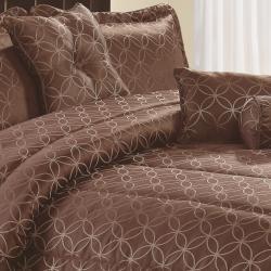 Ysela Home Fashion Vienna 7-piece Comforter Set - Thumbnail 1